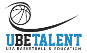 UBE Talent Logo Transparent